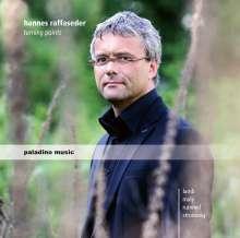 "Hannes Raffaseder (geb. 1970): Kammermusik ""Turning Points"", CD"