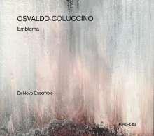 Osvaldo Coluccino (geb. 1963): Emblema, CD