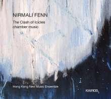 "Nirmali Fenn (geb. 1979): Kammermusik ""The Clash of Icicles"", CD"