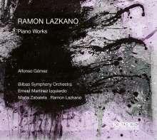 Ramon Lazkano (geb. 1968): Klavierwerke, CD