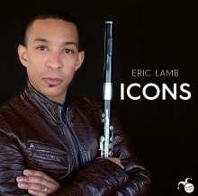 Eric Lamb - Icons, CD