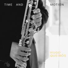 Hugo Queiros - Time And Motion, CD