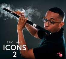 Eric Lamb - Icons 2, CD
