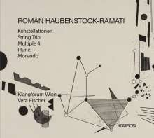 Roman Haubenstock-Ramati (1919-1994): Konstellationen (Ausz.), CD