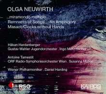 Olga Neuwirth (geb. 1968): ...miramondo multiplo...für Trompete & Orchester (Hakan Hardenberger gewidmet), CD
