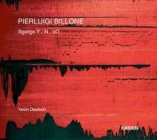 Pierluigi Billone (geb. 1960): Sgorgo Y. N. oO, CD