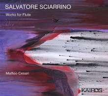 Salvatore Sciarrino (geb. 1947): Werke für Flöte, 3 CDs
