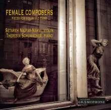 Setareh Najfar-Nahvi & Theresia Schumacher - Female Composers, CD