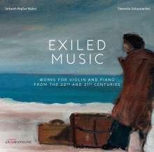 Setareh Najfar-Nahvi & Theresia Schumacher - Exiled Music, CD
