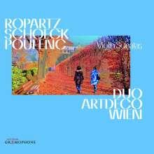 Duo Artdeco Wien - Violinsonaten, CD