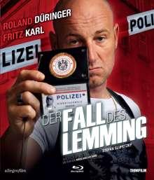 Der Fall des Lemming (Blu-ray), Blu-ray Disc