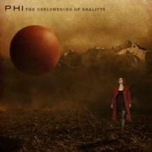 PHI: The Deflowering Of Reality Ep, CD