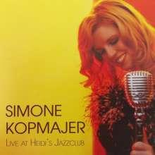 Simone Kopmajer (geb. 1993): Live At Heidis Jazzclub 2012, CD