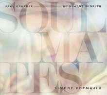 Simone Kopmajer (geb. 1993): Soulmates, CD