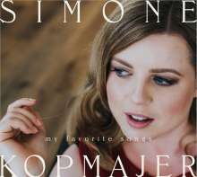 Simone Kopmajer (geb. 1993): My Favorite Songs, 2 LPs