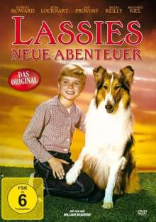 Lassies neue Abenteuer, DVD