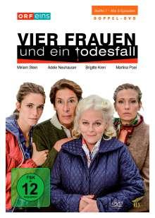 Vier Frauen und ein Todesfall Staffel 7, 2 DVDs