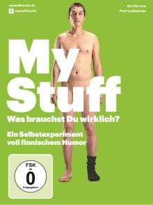 My Stuff - Was brauchst Du wirklich?, DVD