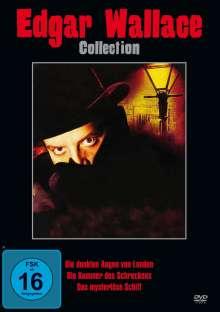 Edgar Wallace Collection, DVD