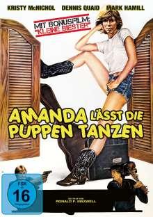 Amanda lässt die Puppen tanzen, DVD