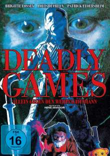 Deadly Games, DVD