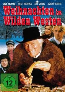 Weihnachten im Wilden Westen, DVD