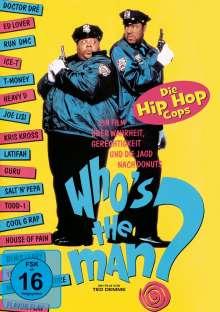 Who's the man? - Die Hip Hop Cops, DVD