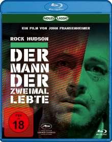 Der Mann, der zweimal lebte (Blu-ray), Blu-ray Disc