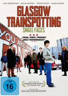 Glasgow Trainspotting, DVD