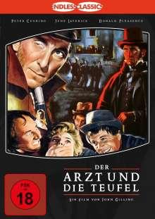 Der Arzt und die Teufel, DVD