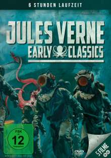 Jules Verne - Early Classics, 2 DVDs
