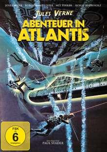 Abenteuer in Atlantis, DVD