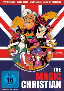 The Magic Christian, DVD
