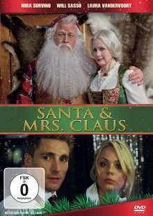 Santa & Mrs. Claus, DVD