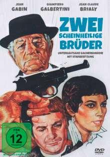 Zwei scheinheilige Brüder, DVD