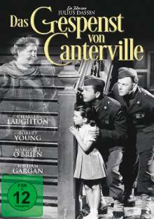Das Gespenst von Canterville (1944), DVD