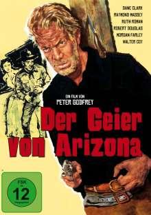 Der Geier von Arizona, DVD