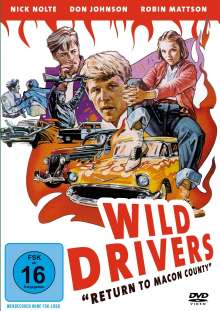 Wild Drivers, DVD