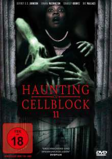 Haunting of Cellblock 11, DVD