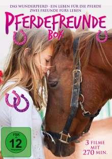 Pferdefreunde Box, DVD
