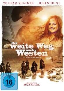 Der weite Weg nach Westen, DVD