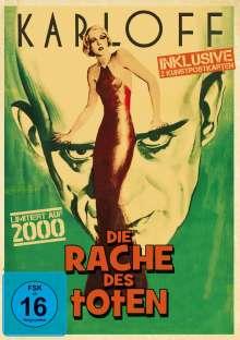 Die Rache des Toten, DVD