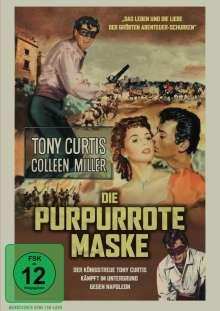 Die purpurrote Maske, DVD