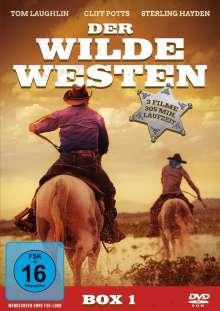 Der Wilde Westen Box 1, DVD