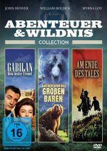 Abenteuer und Wildnis Collection, DVD
