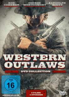 Western Outlaws - DVD Collection, DVD