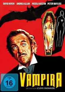 Vampira, DVD