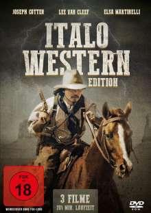 Italo Western Edition, DVD