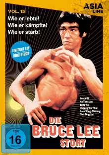 Die Bruce Lee Story, DVD