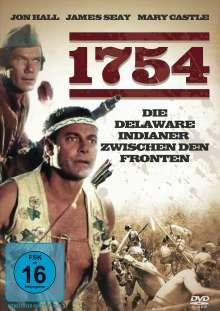 1754 - Die Delaware Indianer zwischen den Fronten, DVD